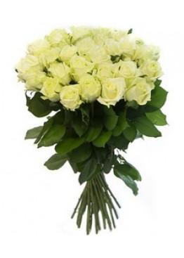 Любимые белые розы