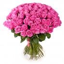 101 роза с доставкой в Долгопрудный